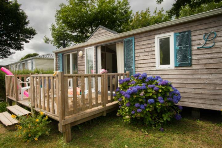 Location - Cottage  'Hirondelle' 2 Chambres *** - Yelloh! Village Camping de la Baie de Douarnenez