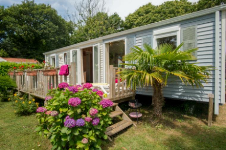 Location - Cottage 'Sterne' 2 Chambres **** - Yelloh! Village Camping de la Baie de Douarnenez