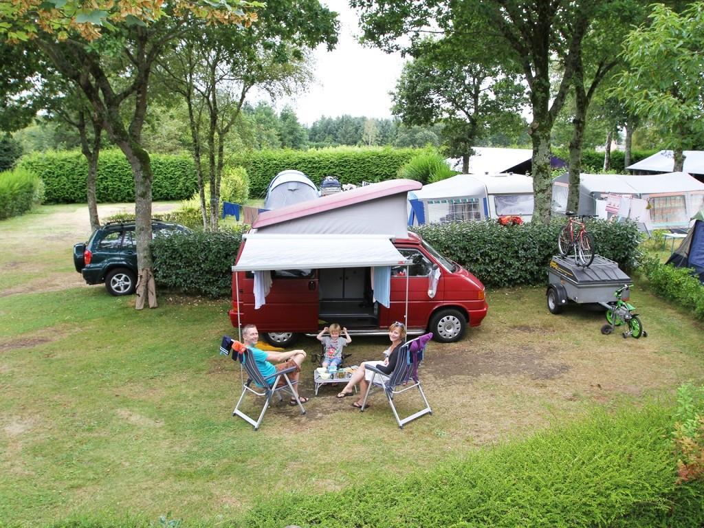 Emplacement - Forfait *** 130M² Et + - Yelloh! Village Camping de la Baie de Douarnenez