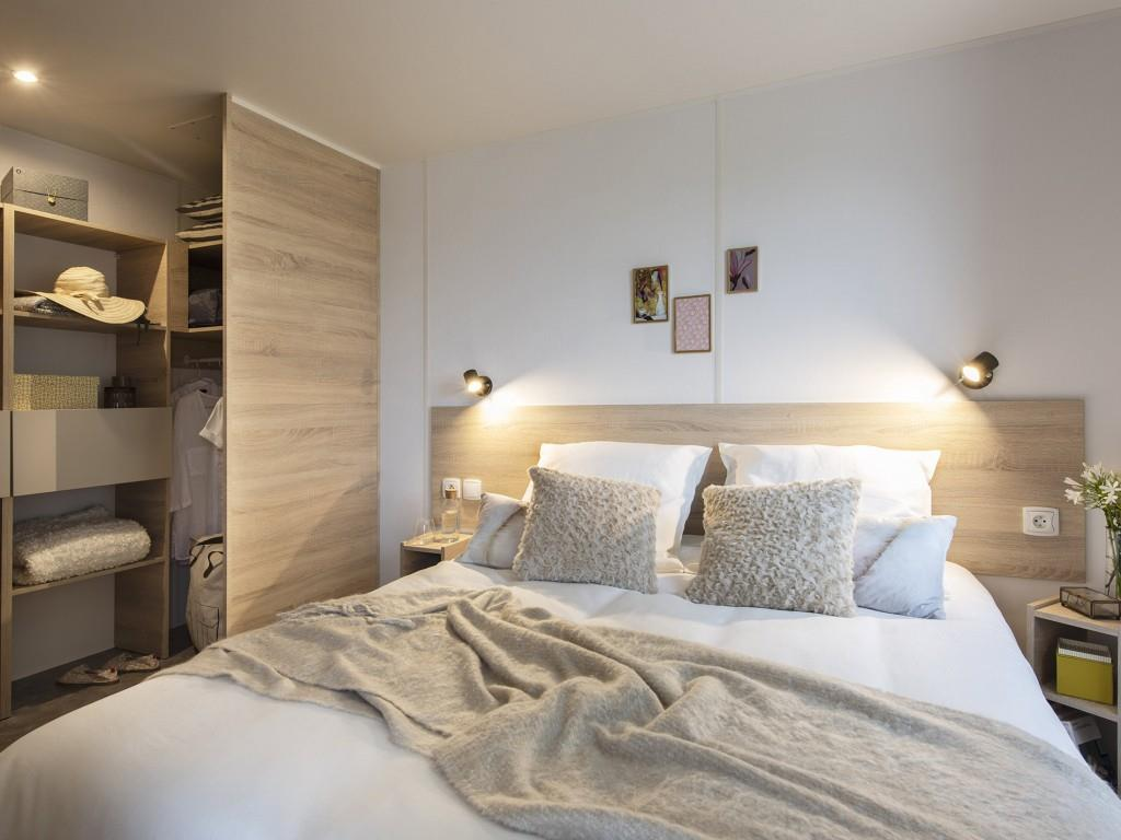 Location - Cottage 'Les Mouettes' 2 Chambres **** - Yelloh! Village Camping de la Baie de Douarnenez
