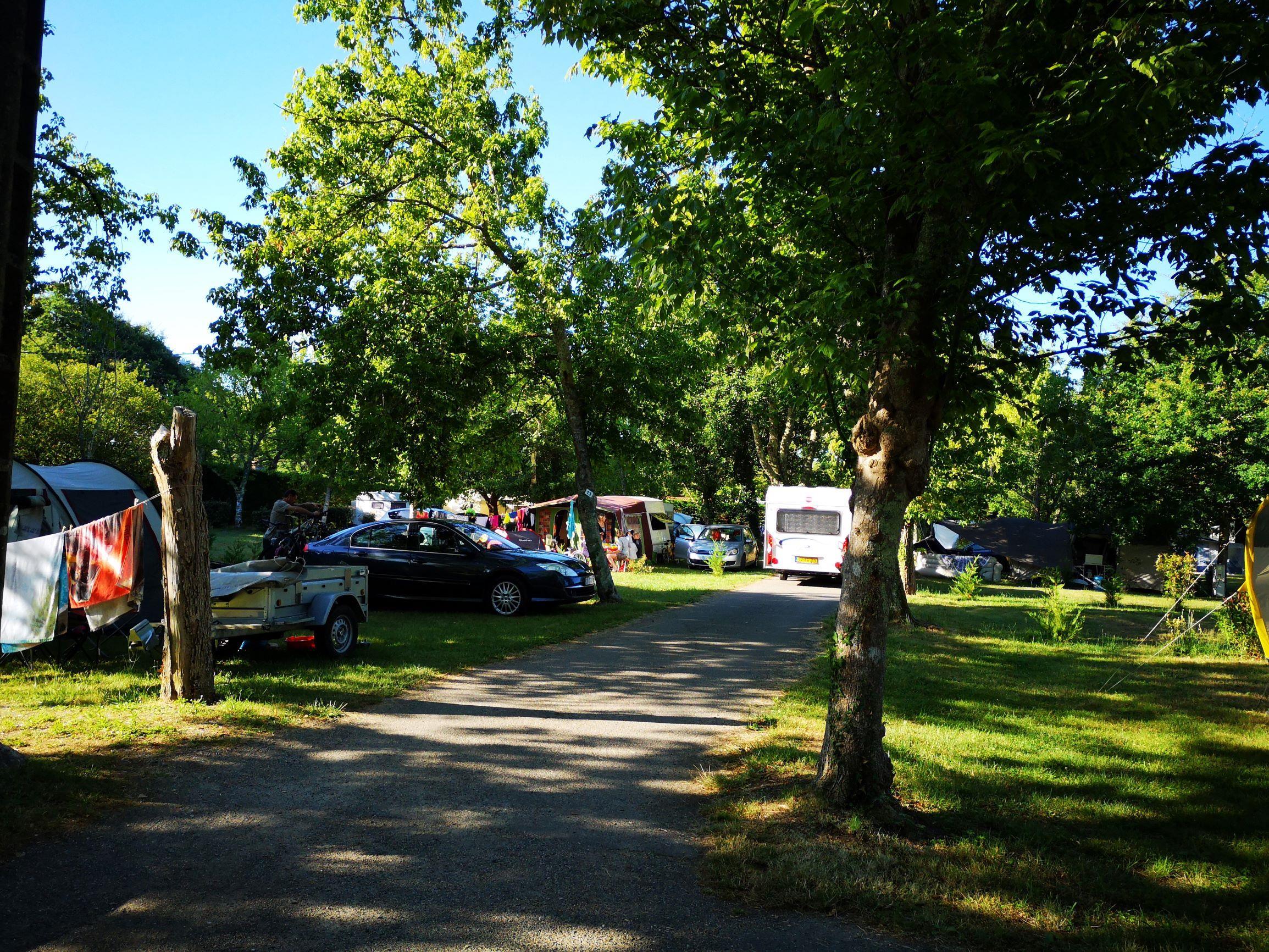 Camping les Landes Bleues, Aureilhan, Landes