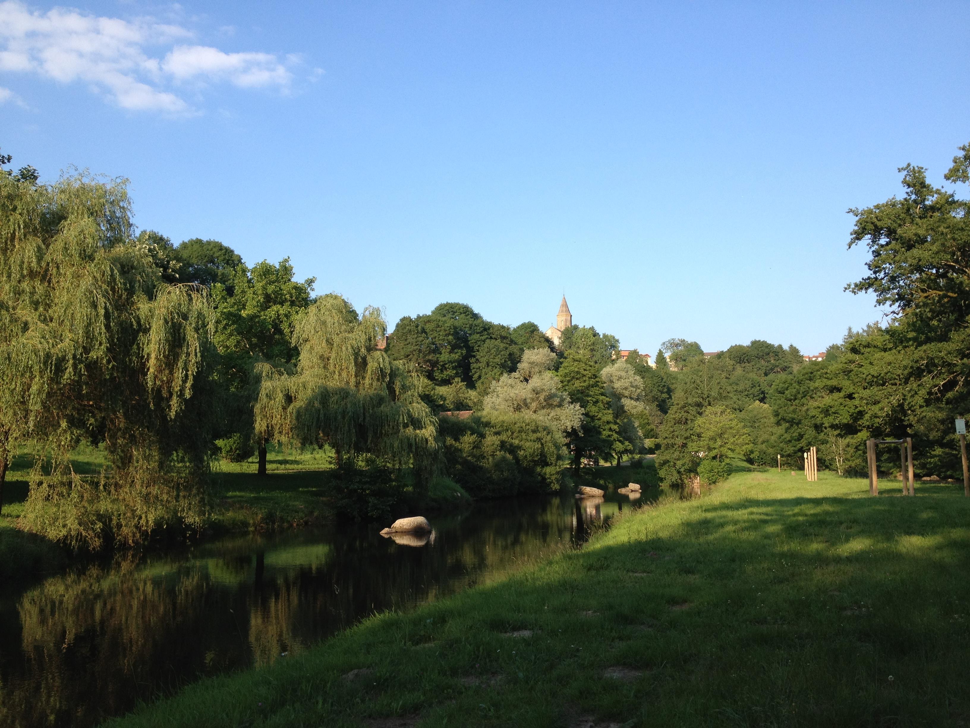 Camping la Gartempe, Chateauponsac, Haute-Vienne