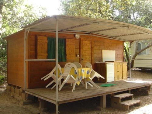 Location - Bungalow A - Camping Internazionale di Castel Fusano