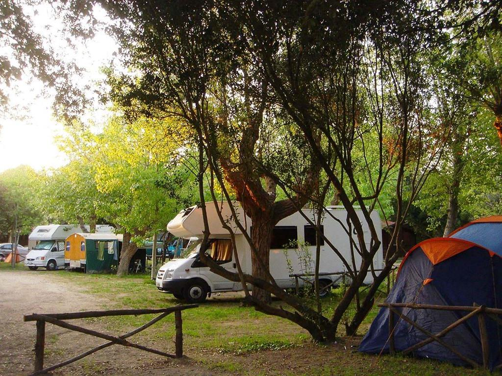 Emplacement - Emplacement Camping-Car - Camping Internazionale di Castel Fusano