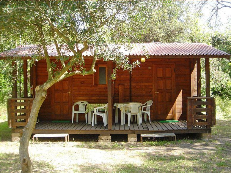 Location - Bungalow D - Camping Internazionale di Castel Fusano