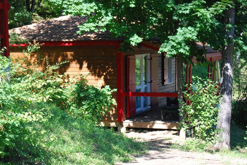 Accommodation - Chalet Type 2 - Per Night - Camping de la Pinède