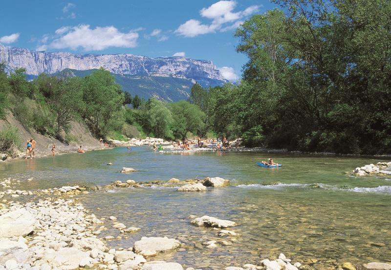 Camping la Pinède, Die, Drôme