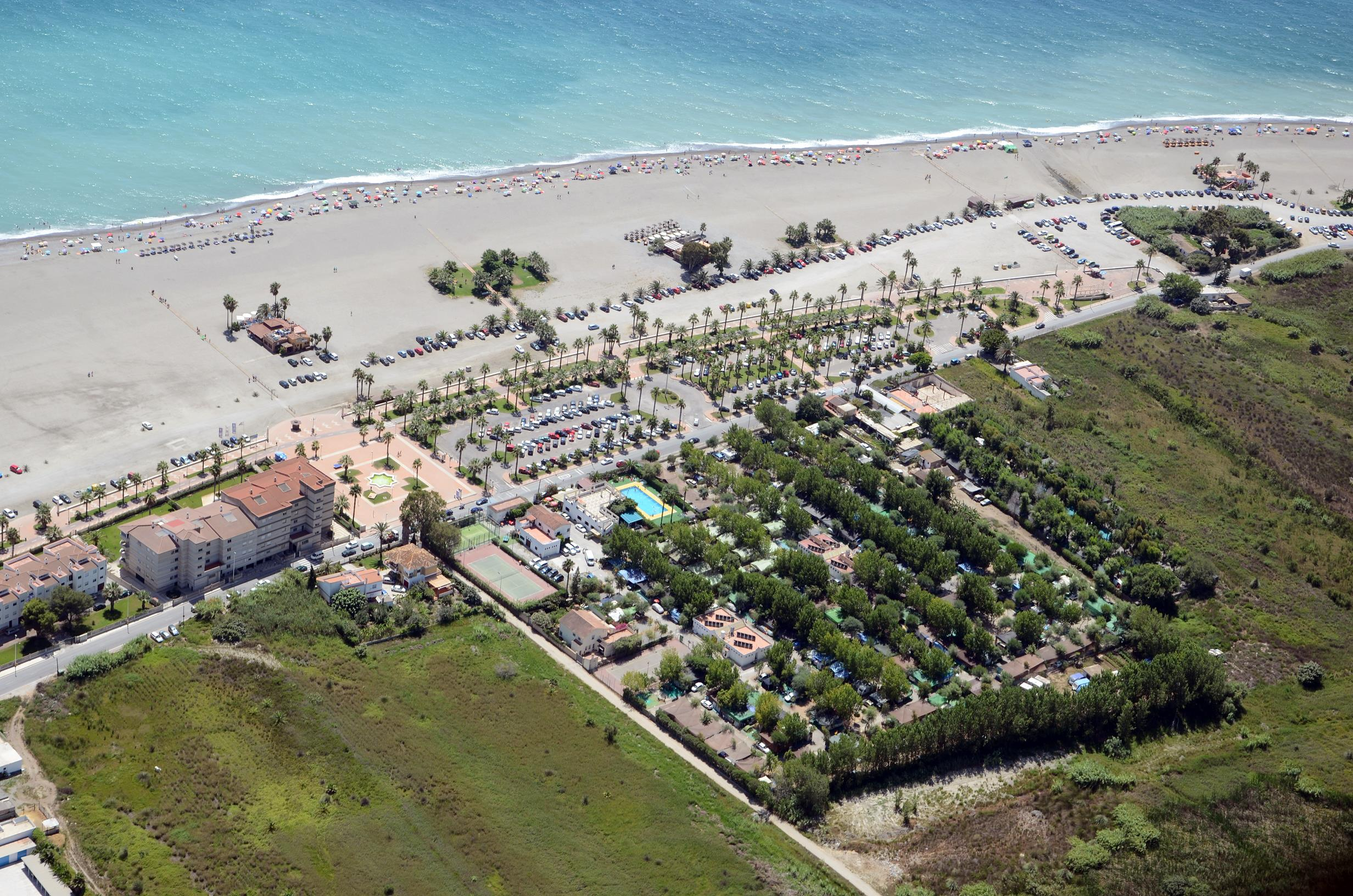 Establishment Camping Playa De Poniente - Motril