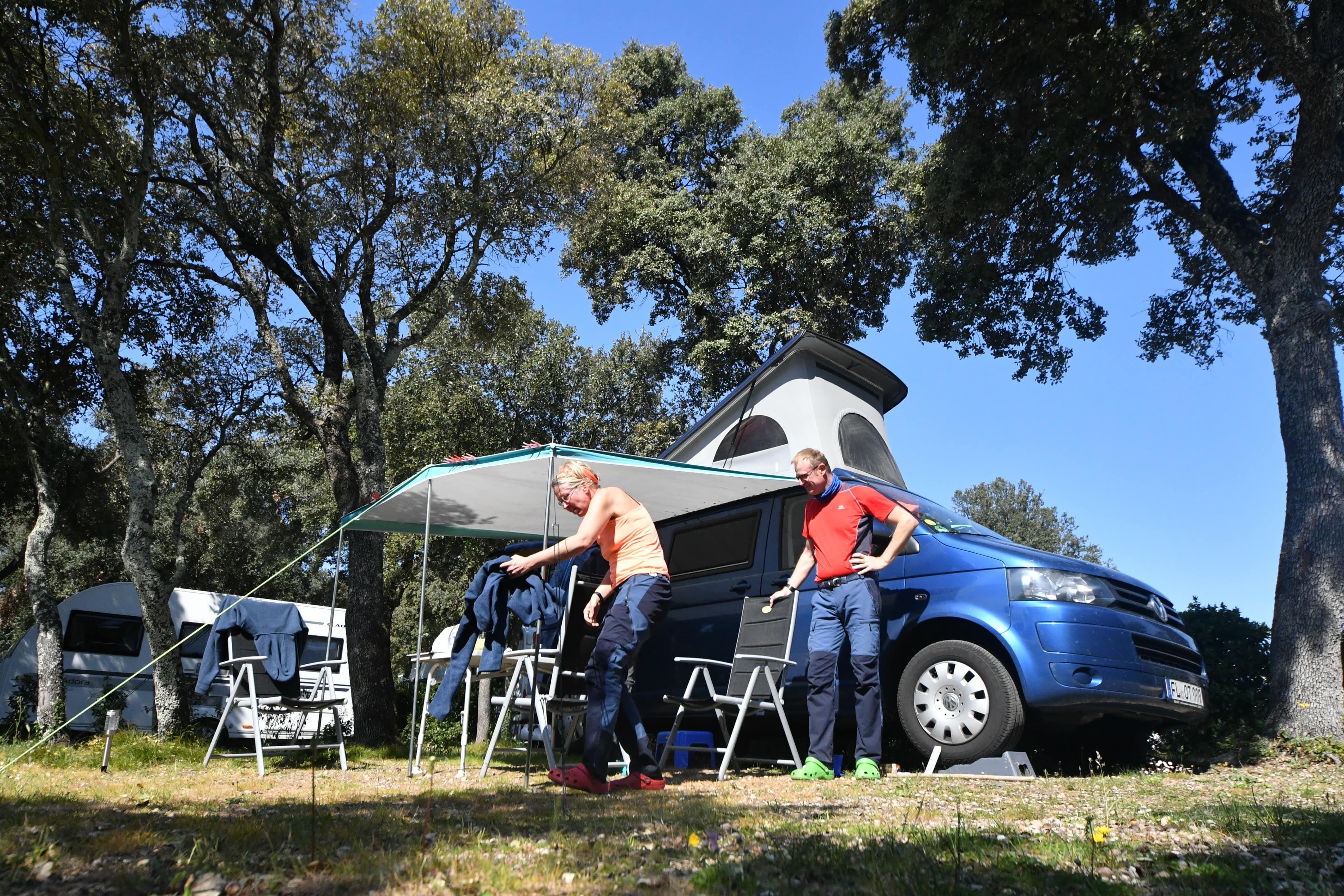 Emplacement - Emplacement Grand Confort - Camping Du Domaine de Massereau