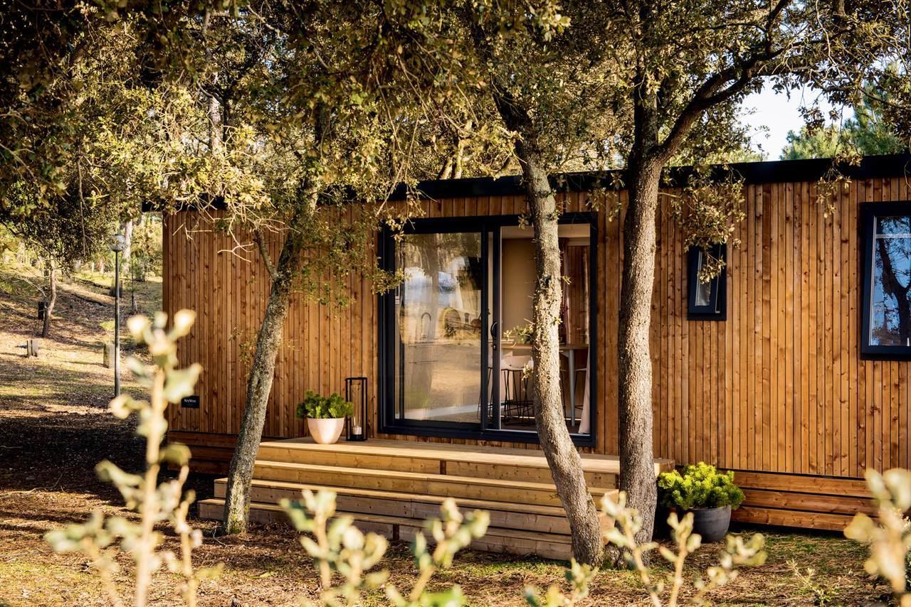 Location - Cottage Capitelle - 3 Chambres Premium - Camping Du Domaine de Massereau