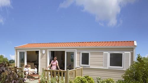Location - Cottage Prestige **** (Climatisé) - 3 Chambres - Domaine du Colombier