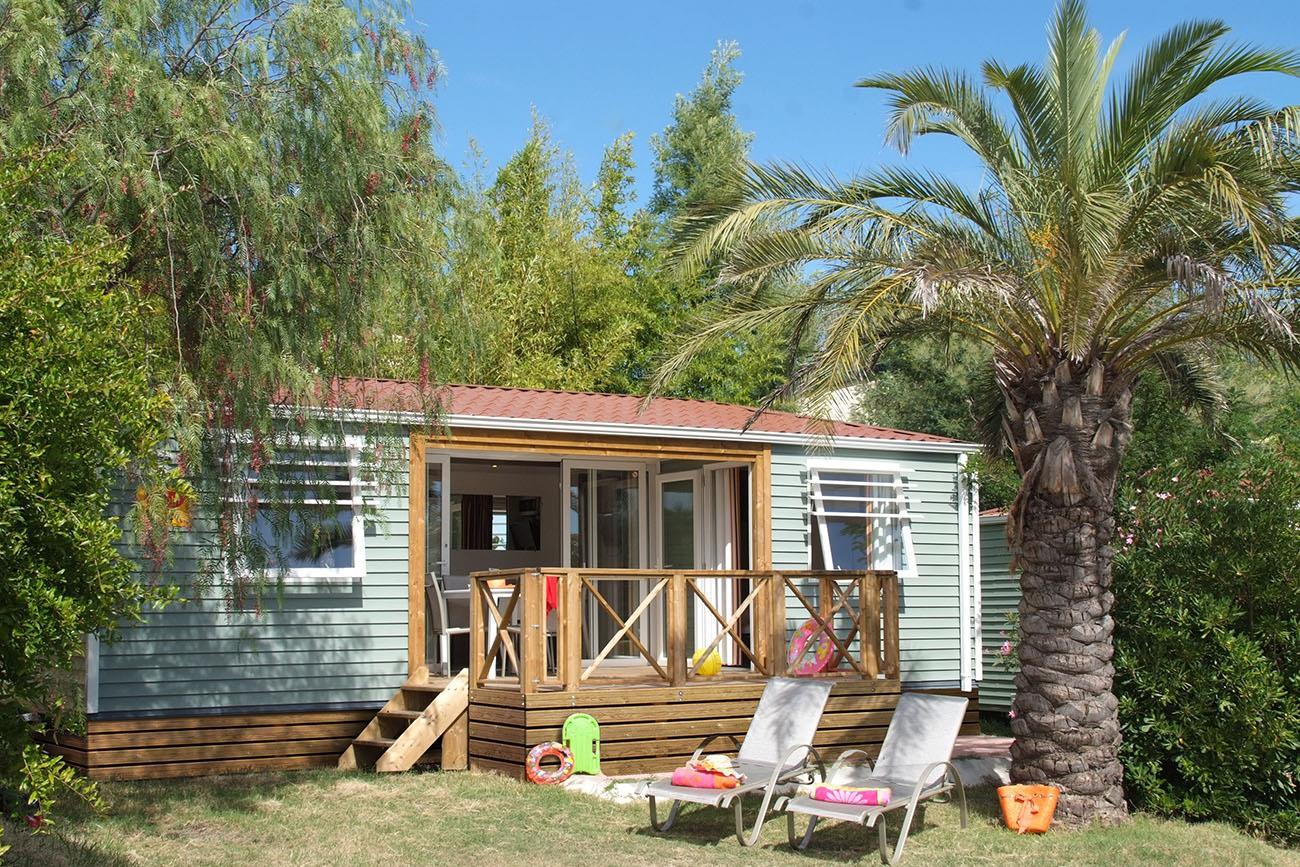 Location - Cottage Patio *** (Climatisé) - 2 Chambres, 2 Salles De Bain - Domaine du Colombier