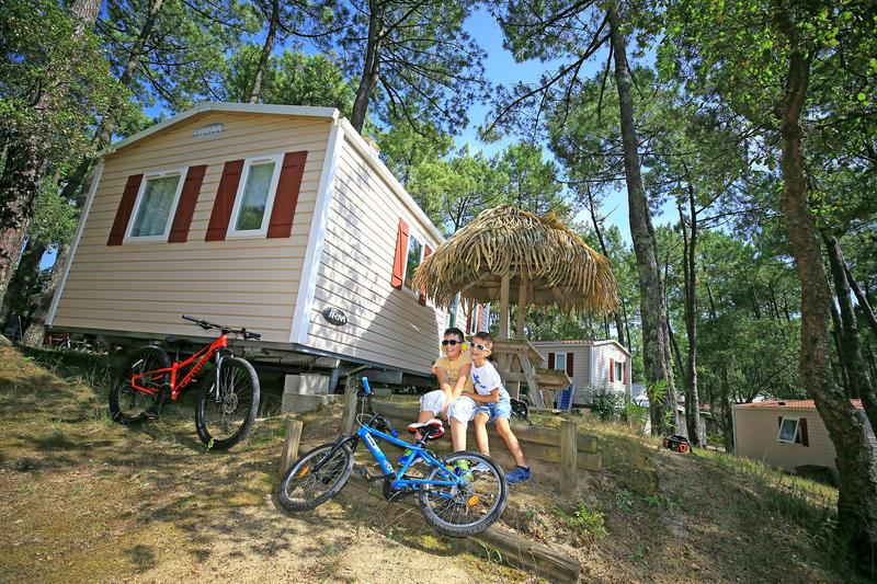 Camping Campeole Ondres Plage, Ondres, Landes