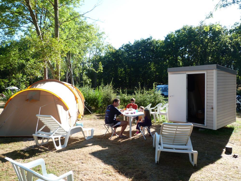 Camping le Brehadour, Guérande, Loire-Atlantique