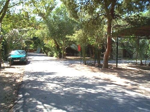 Emplacement - Parcele Camping Las Palmeras - Camping Las Palmeras