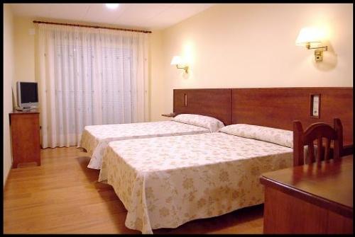 Chambre - Chambre Double Las Palmeras - Camping Las Palmeras