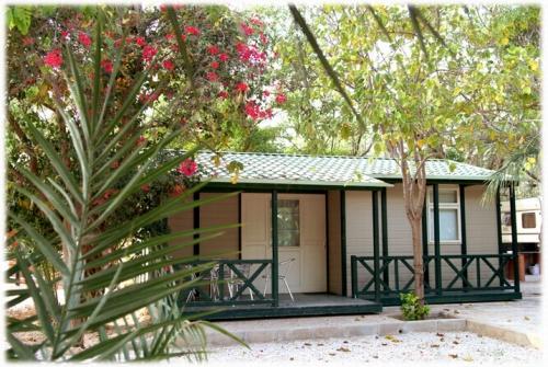Location - Bungalow Camping Las Palmeras - Camping Las Palmeras