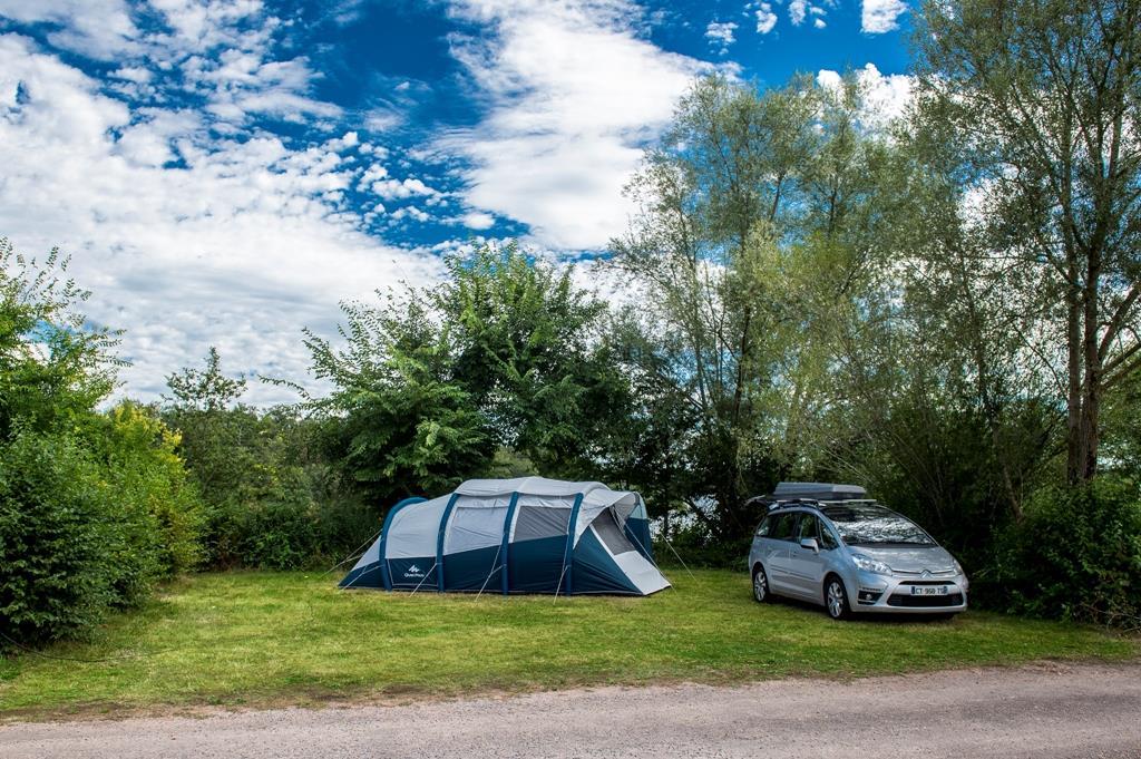 Emplacement - Emplacement - Electricité Incluse - Camping Des Lacs
