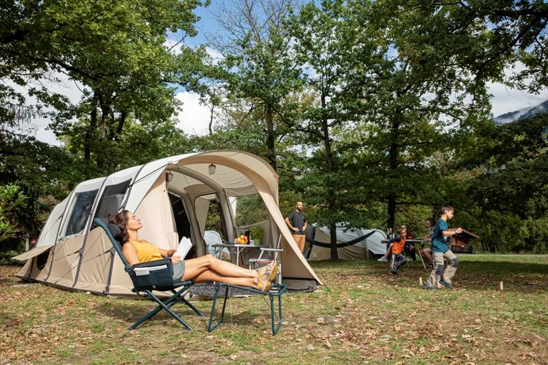 Emplacement - Prêt À Camper Quatro Confort - Camping Des Lacs