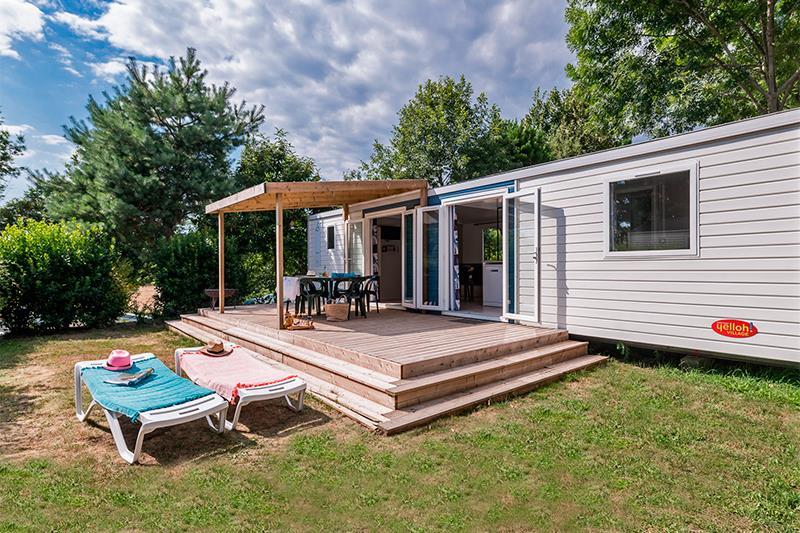Location - Cottage Family**** 6 Pers. 3 Chambres 2 Salles De Bain - Camping Mané Guernehué