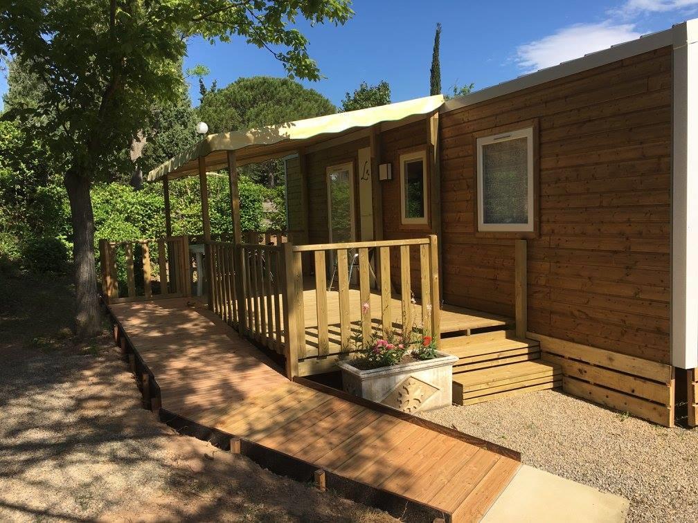 Location - Prestige Adap - Camping Sites et Paysages La Pinède
