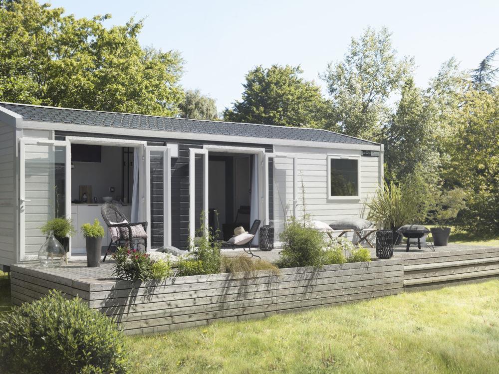 Location - Prestige Plus - Camping Sites et Paysages La Pinède