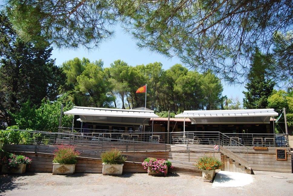 Camping la Pinède, Lézignan-Corbières, Aude