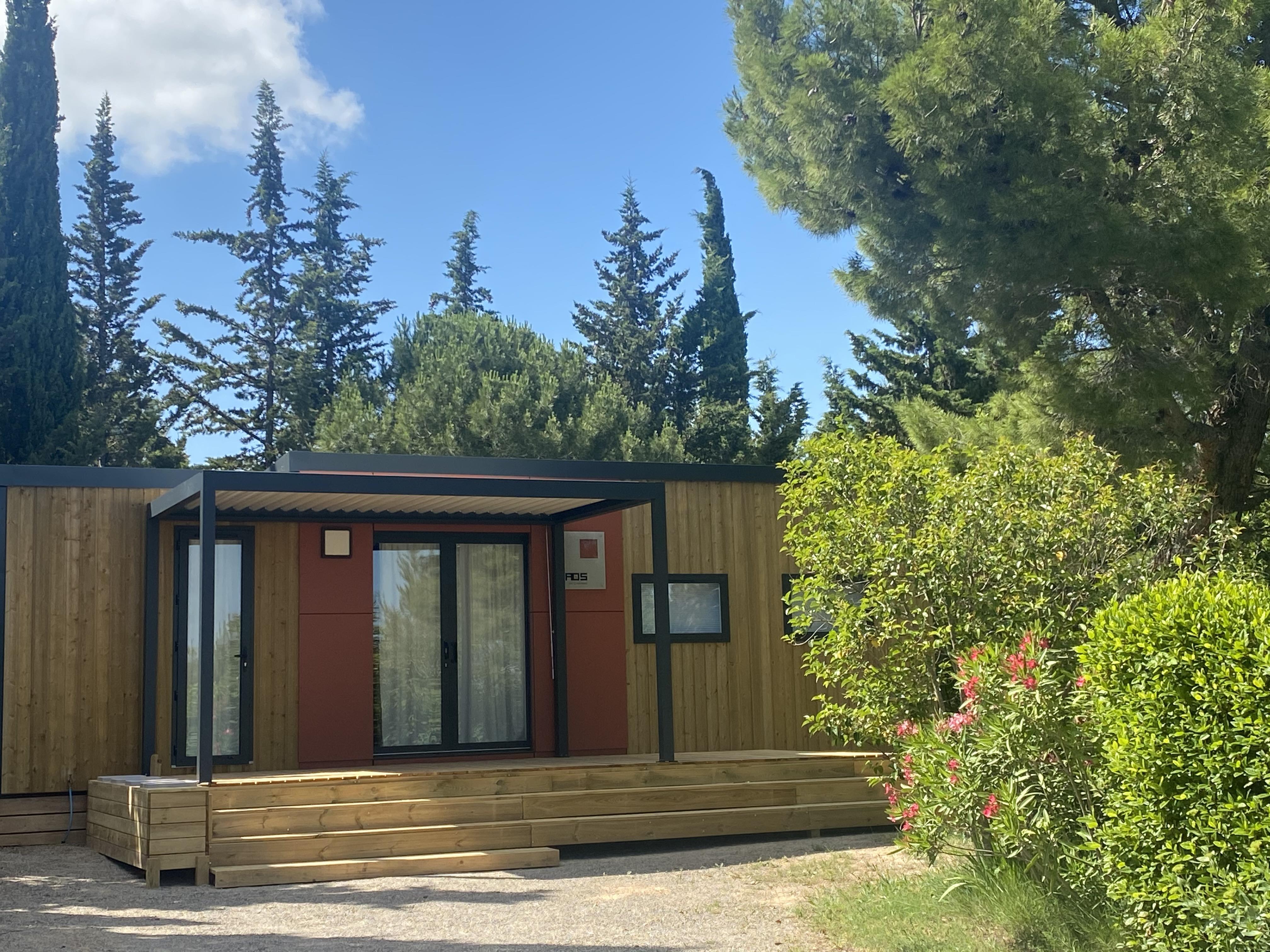 Location - Premium Plus - Camping Sites et Paysages La Pinède