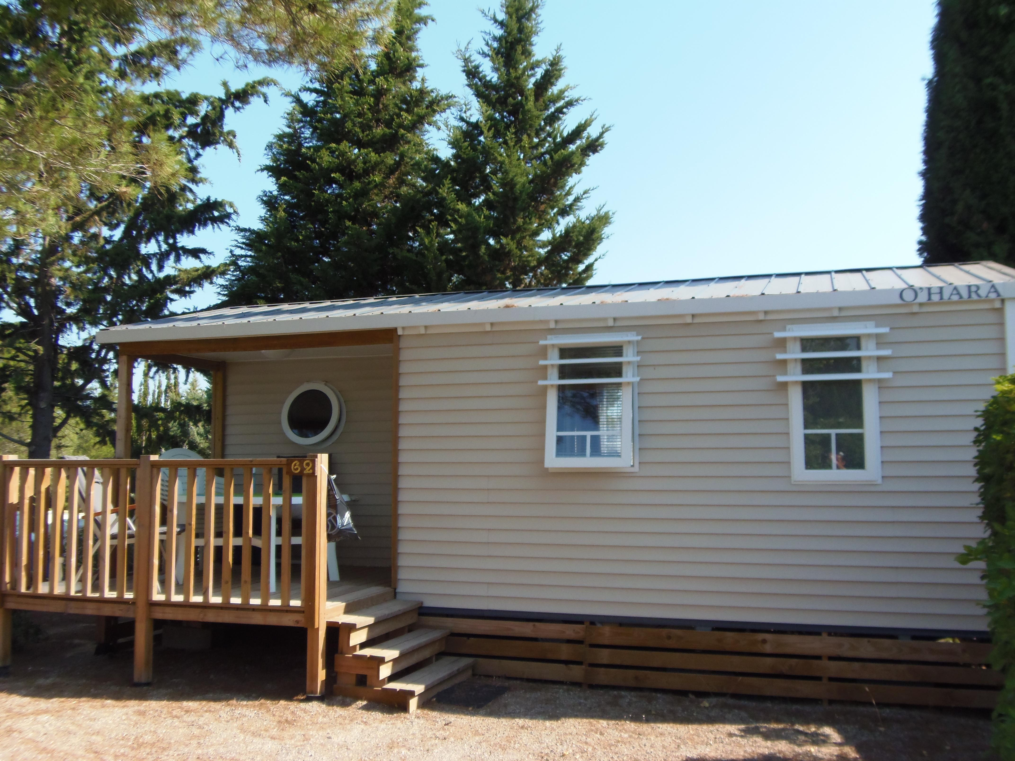 Location - Confort - Camping Sites et Paysages La Pinède