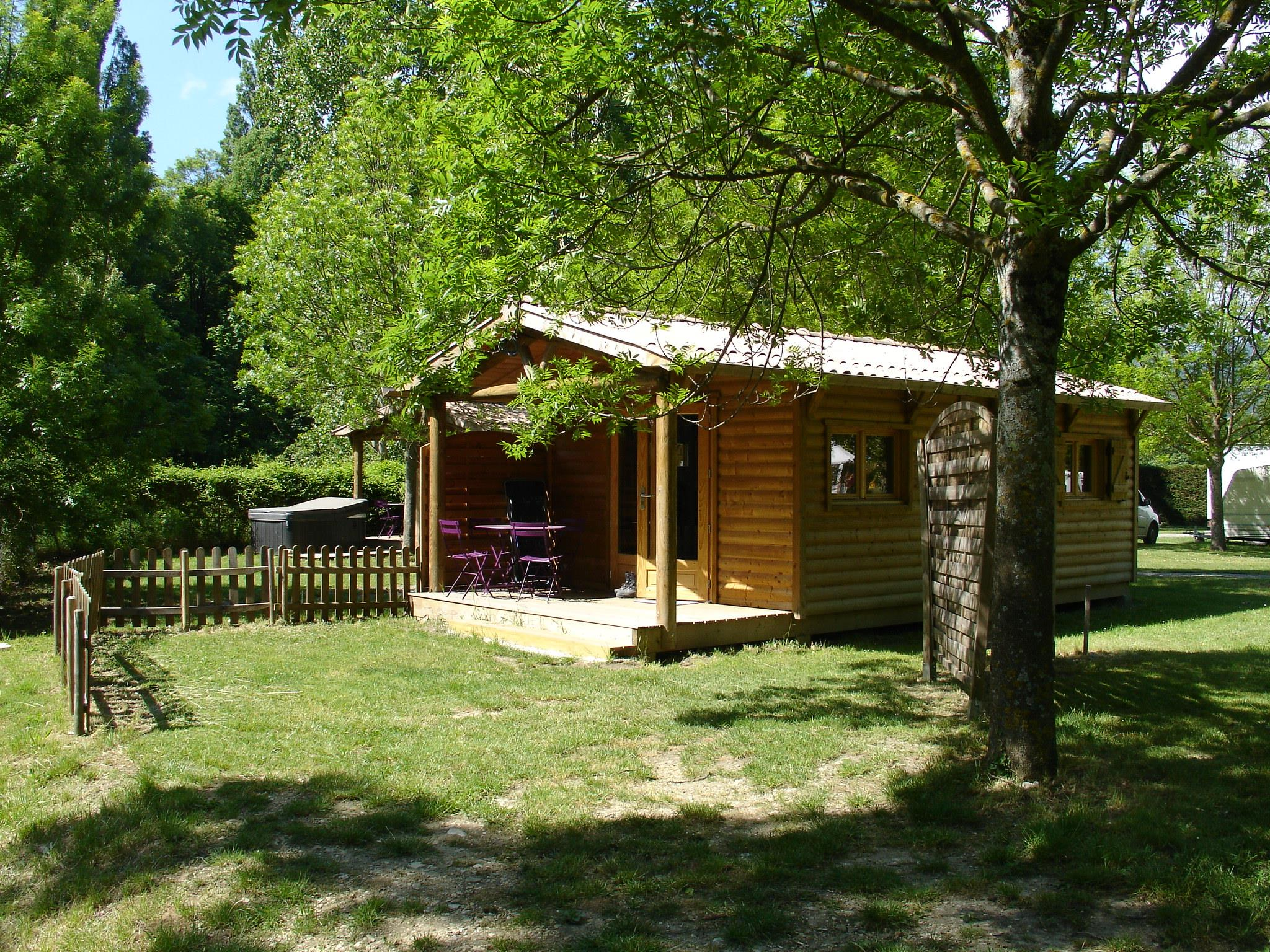 Accommodation - Chalet *** 2 Bedrooms - YELLOH! VILLAGE - DOMAINE PROVENCAL