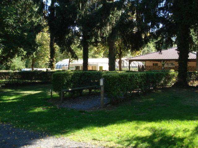 Camping la Vallee Verte, Saint-Nectaire, Puy-de-Dôme