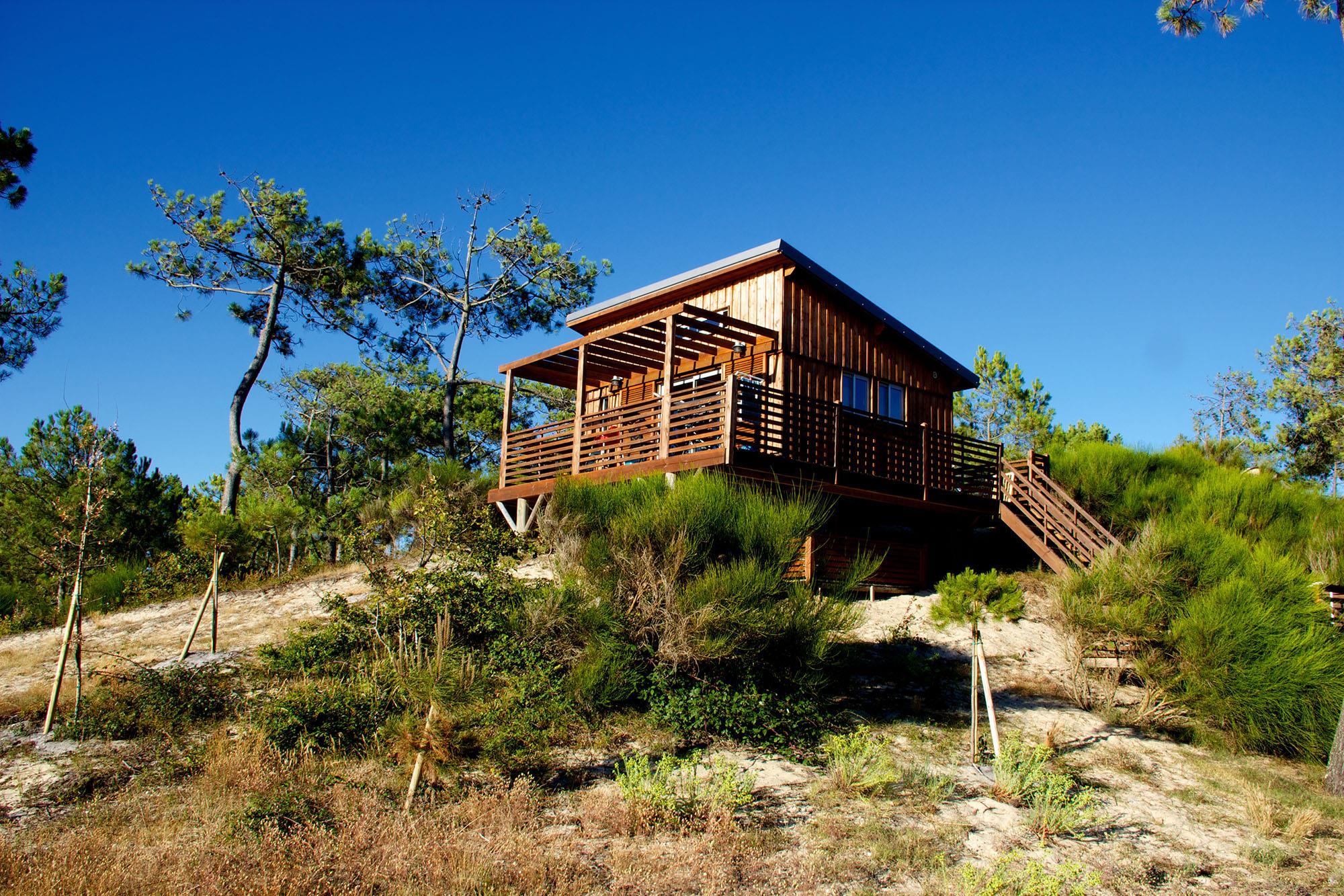 Camping CHM Montalivet, Vendays-Montalivet, Gironde