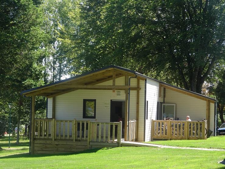 Location - Location | Chalet 2 Personnes - Camping Le Val de Landrouet