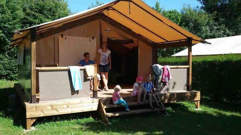 Camping Seasonova Reine Mathilde, Etréham, Calvados