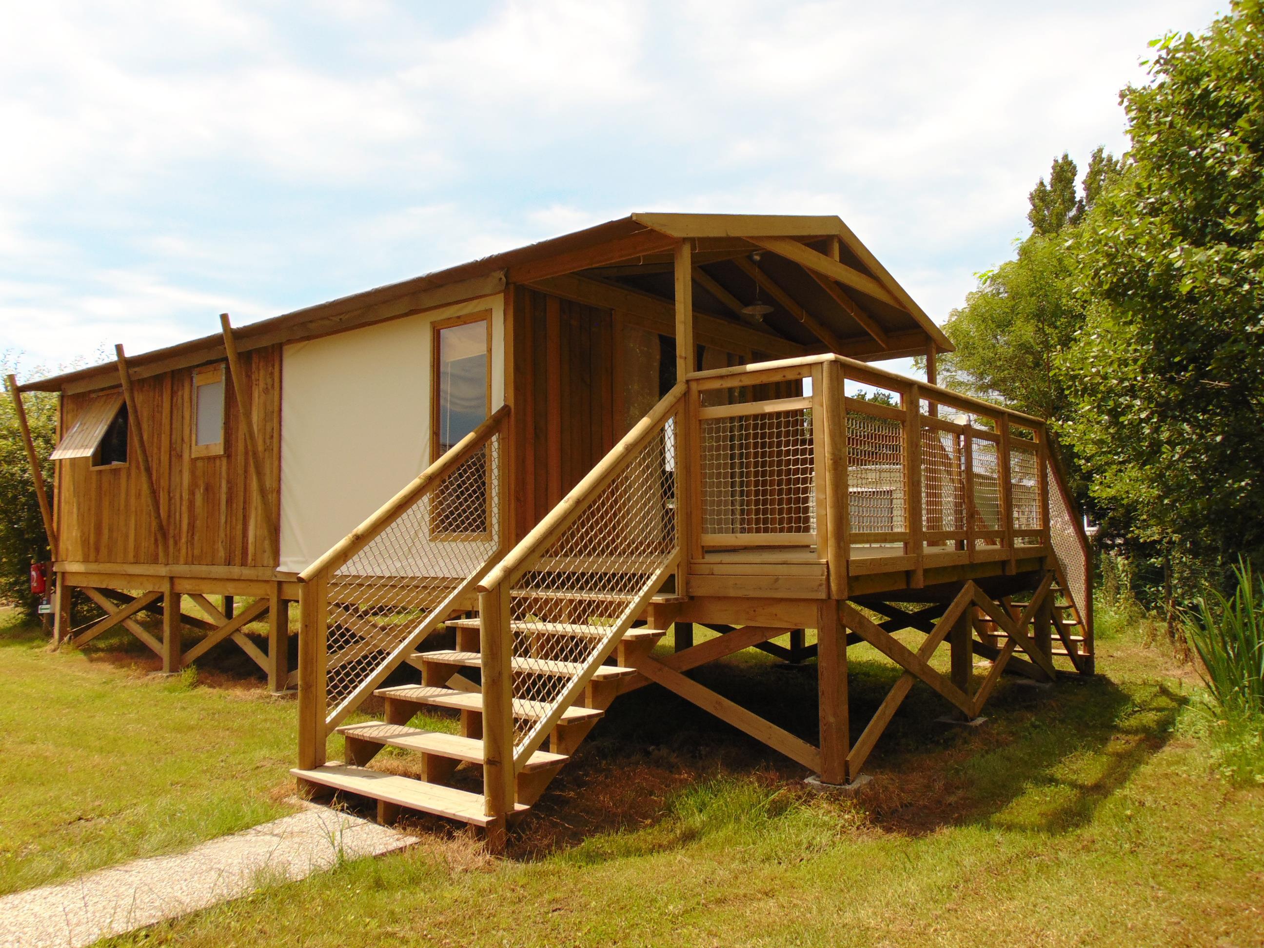 Camping Beauchene, Avrillé, Vendée