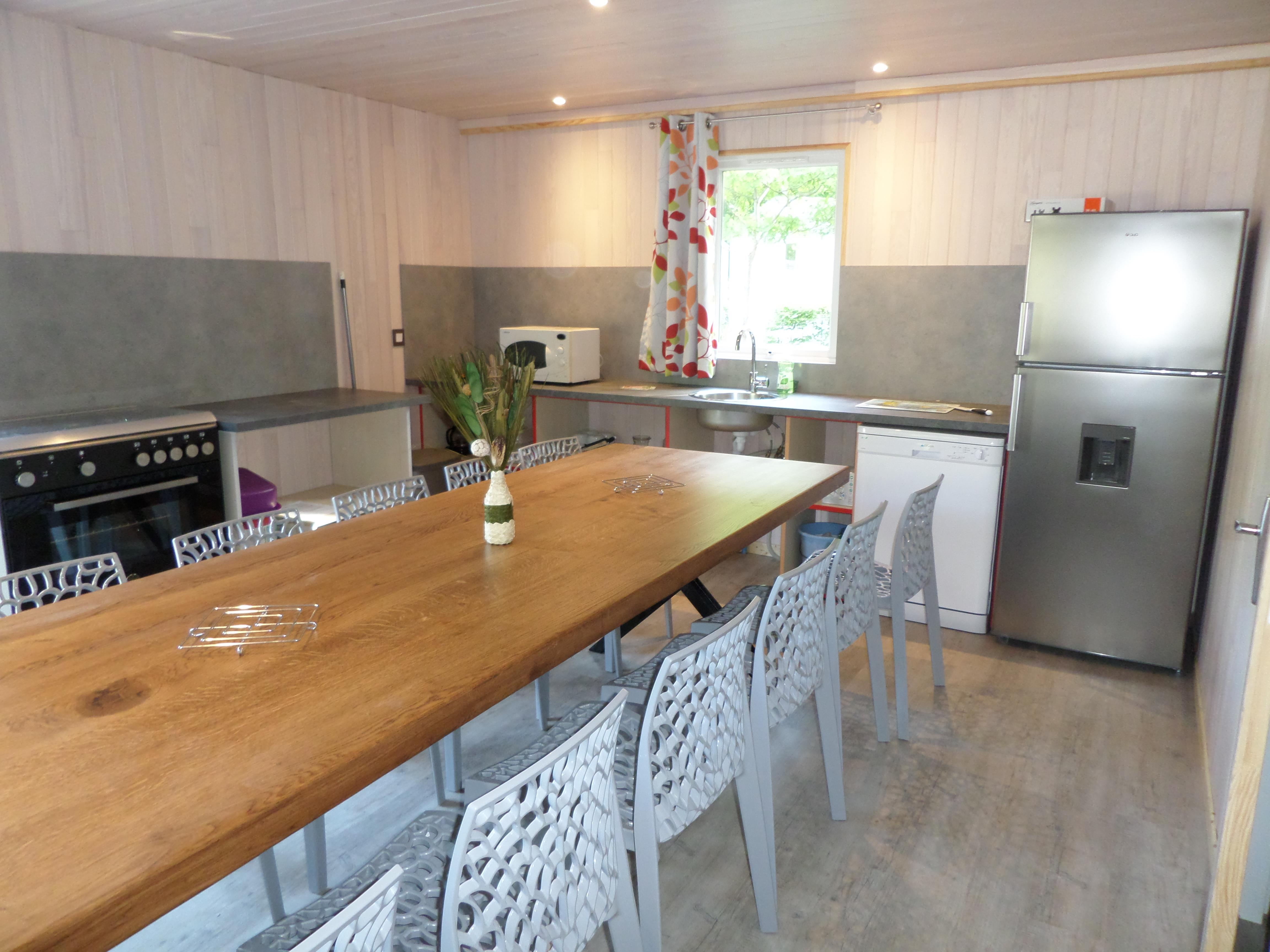 Huuraccommodatie - Chalet Comfort 22+43 M² - 12 Pers. - Le Bois Guillaume