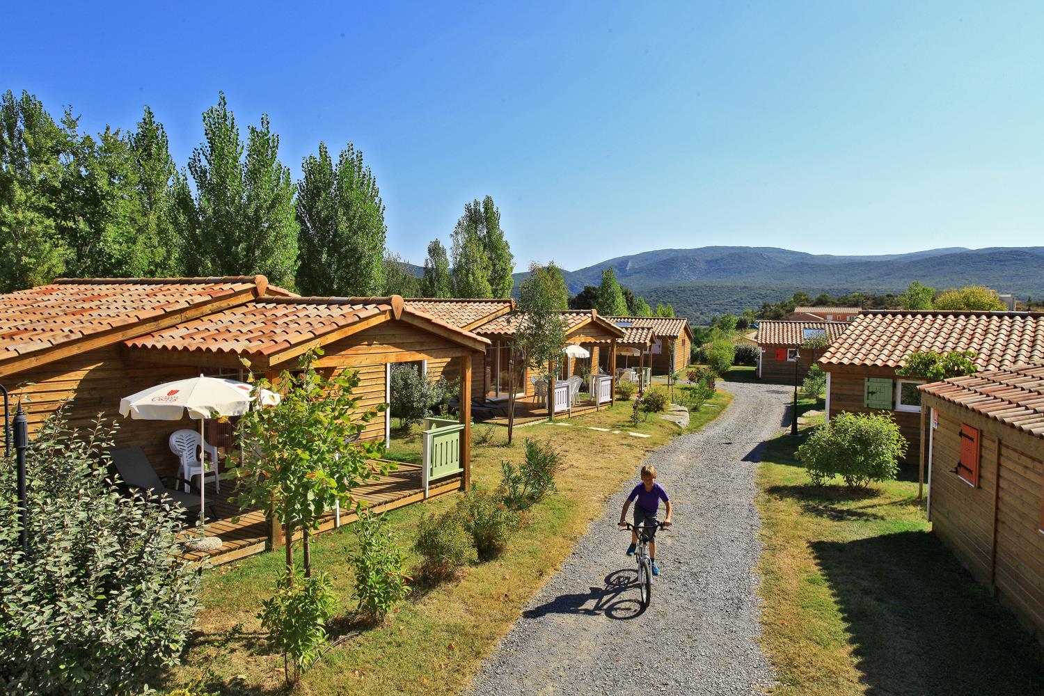 Accommodation - Chalet - 3 Bedrooms - 1 Bathroom - Chêne Vert Pmr (Adapted To The People With Reduced Mobility) - Les Castels Domaine de Sévenier