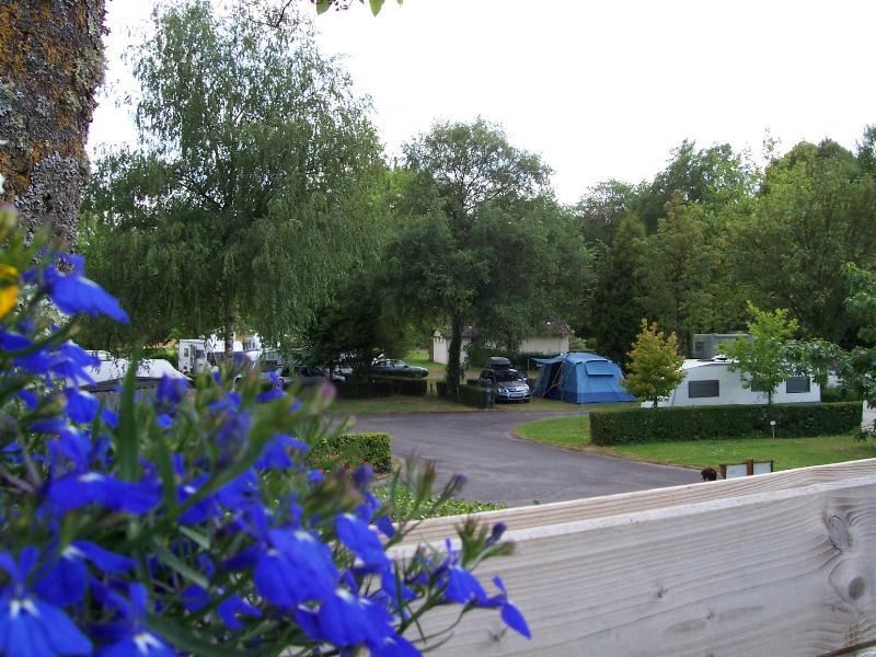 Camping des Chevaliers, Villedieu-les-Poeles, Manche