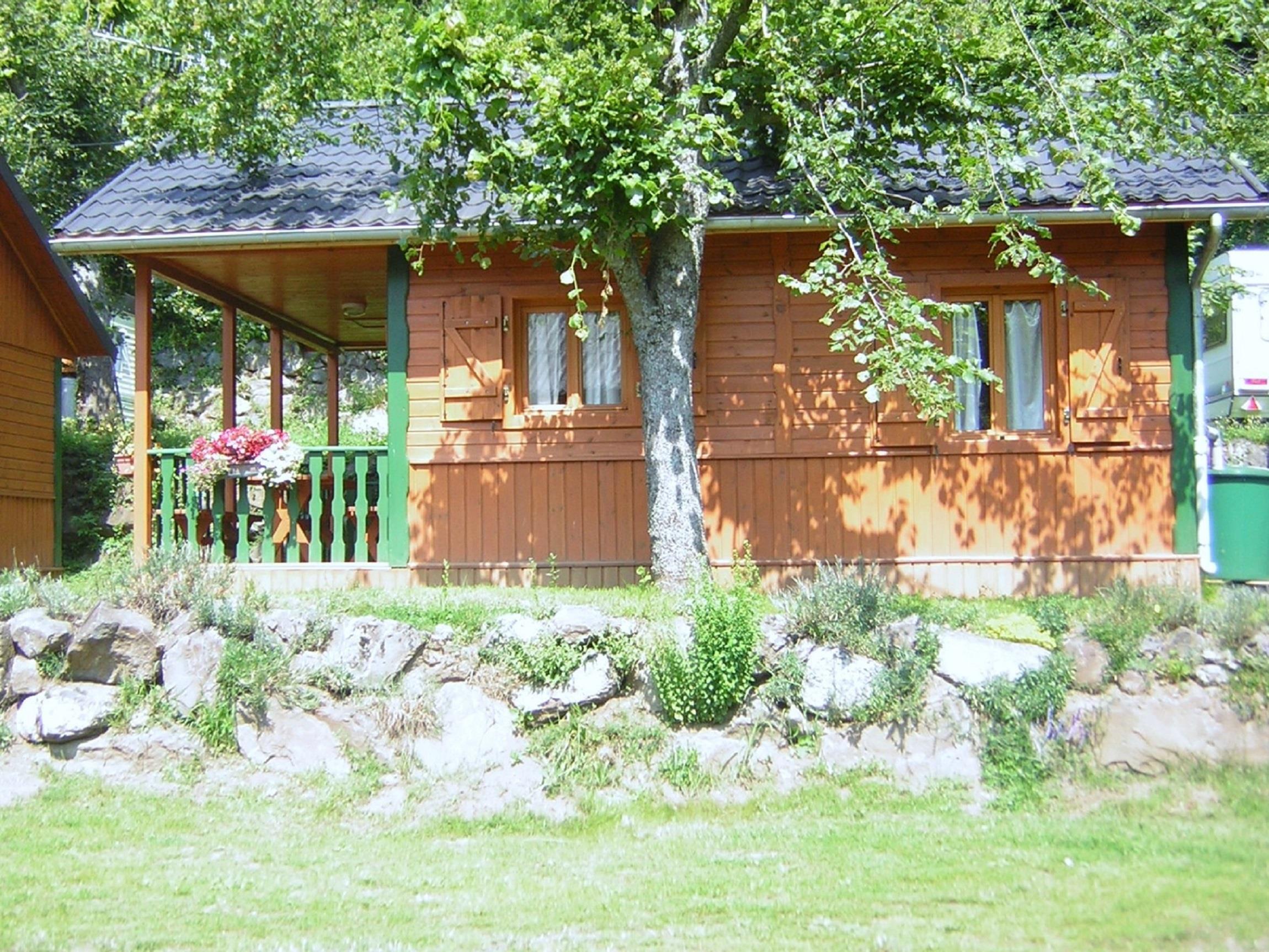 Camping l'Ombrage, Saint-Pierre-Colamine, Puy-de-Dôme