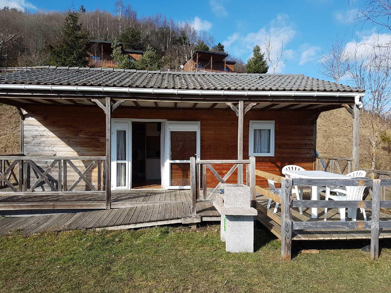 Location - Chalet Pmr De 34M² (2 Chambres) Avec Tv - - Flower Camping Le Belvédère