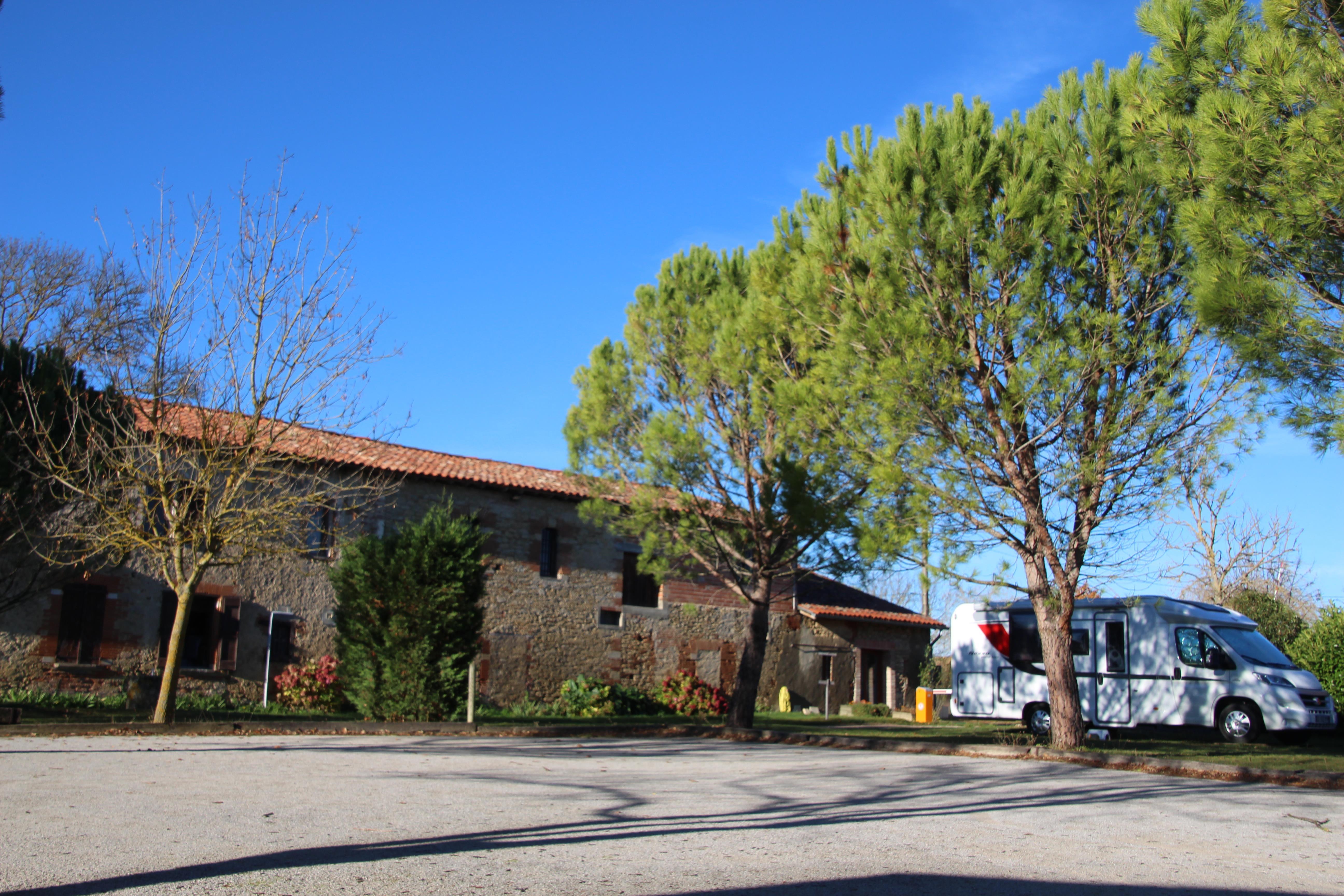 Camping les Aillos, Caraman, Haute-Garonne