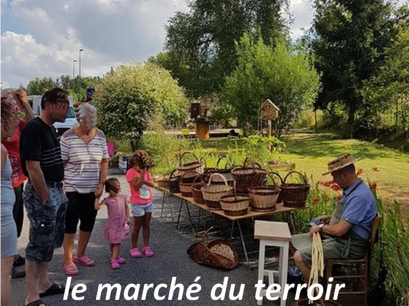 Flower Camping La Rochelambert