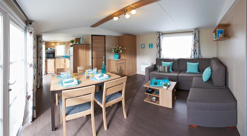 Cottage LE VANNEAU (2 chambres) (Marque Rapidhome, modèle Elite)