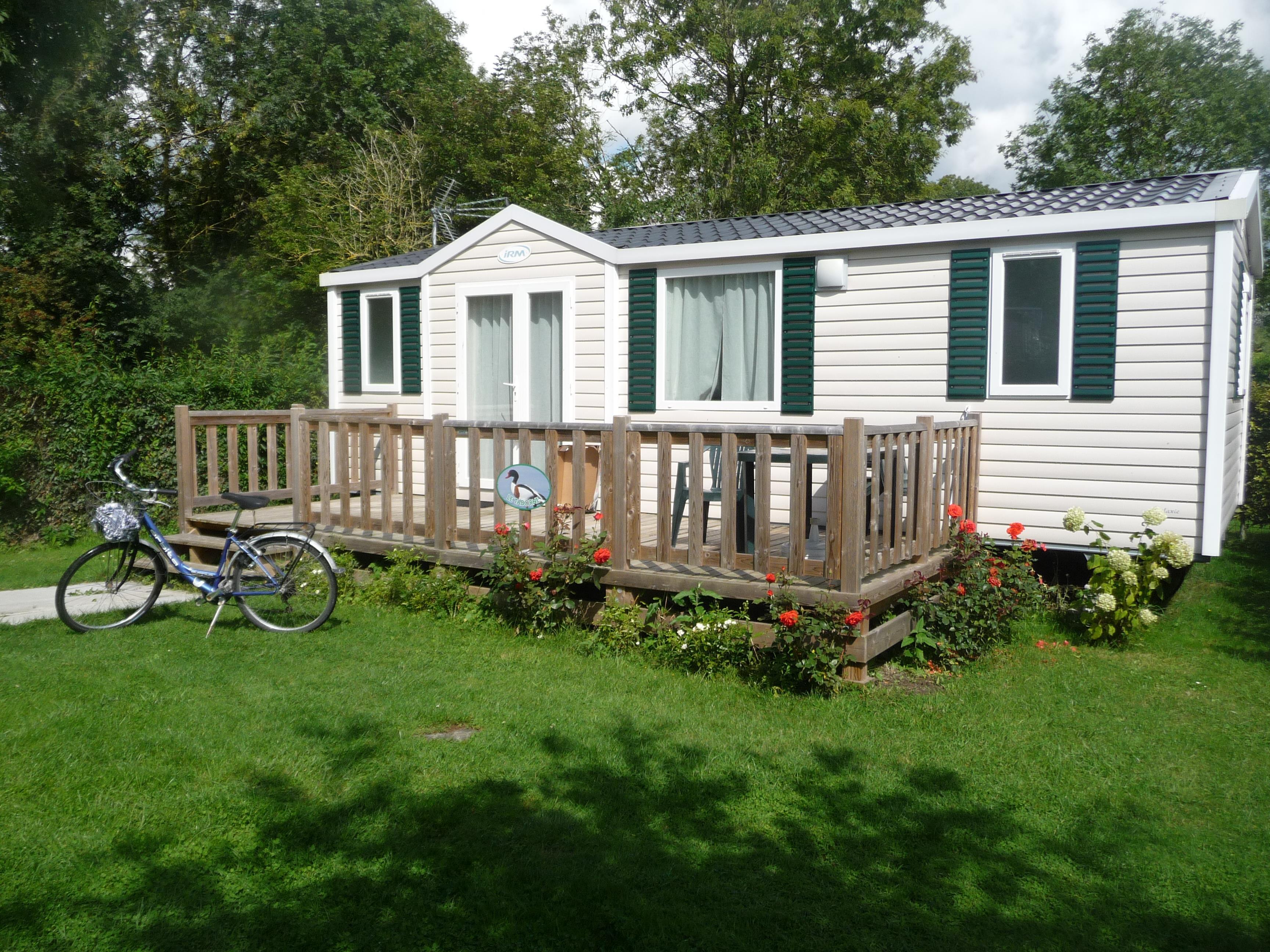 Cottage LE TADORNE (2 chambres) (Marque I.R.M., modèle Galaxie)