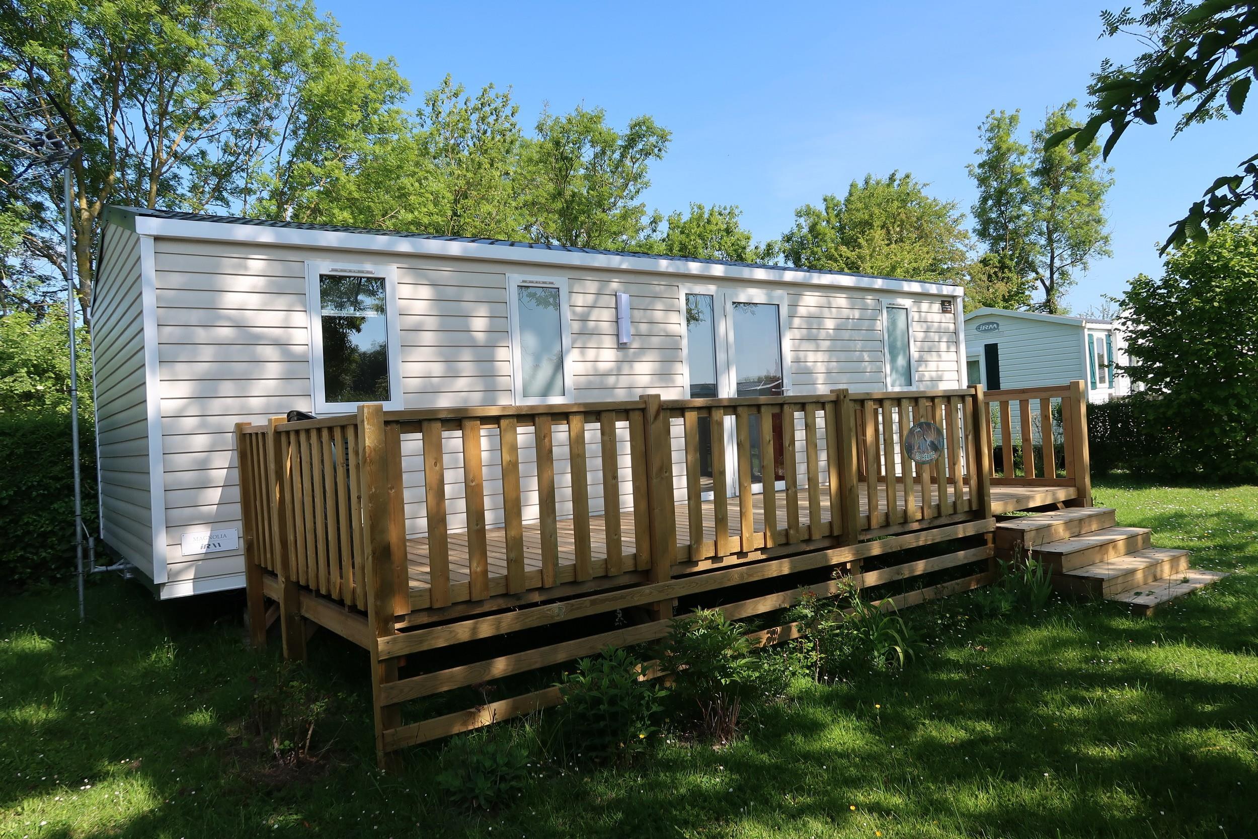 Cottage LE HERON (3 chambres) réservé uniquement pour 5 ou 6 personnes (Marque IRM, modèle Magnolia)