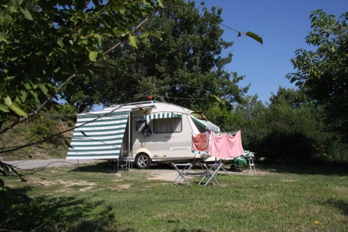 Establishment Camping La Vallée Bleue - Sahune