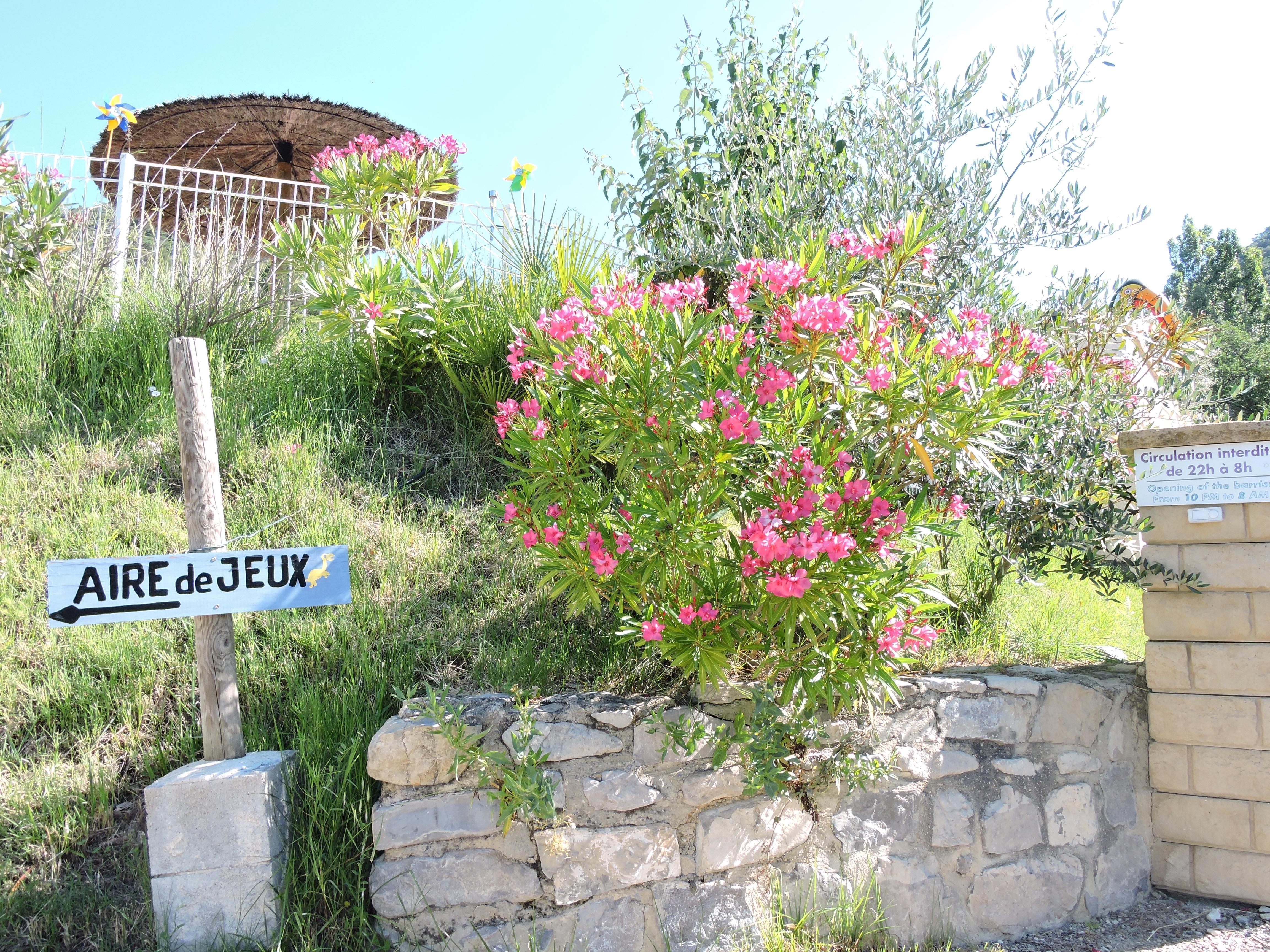 Camping les Terrasses Provencales, Venterol, Drôme