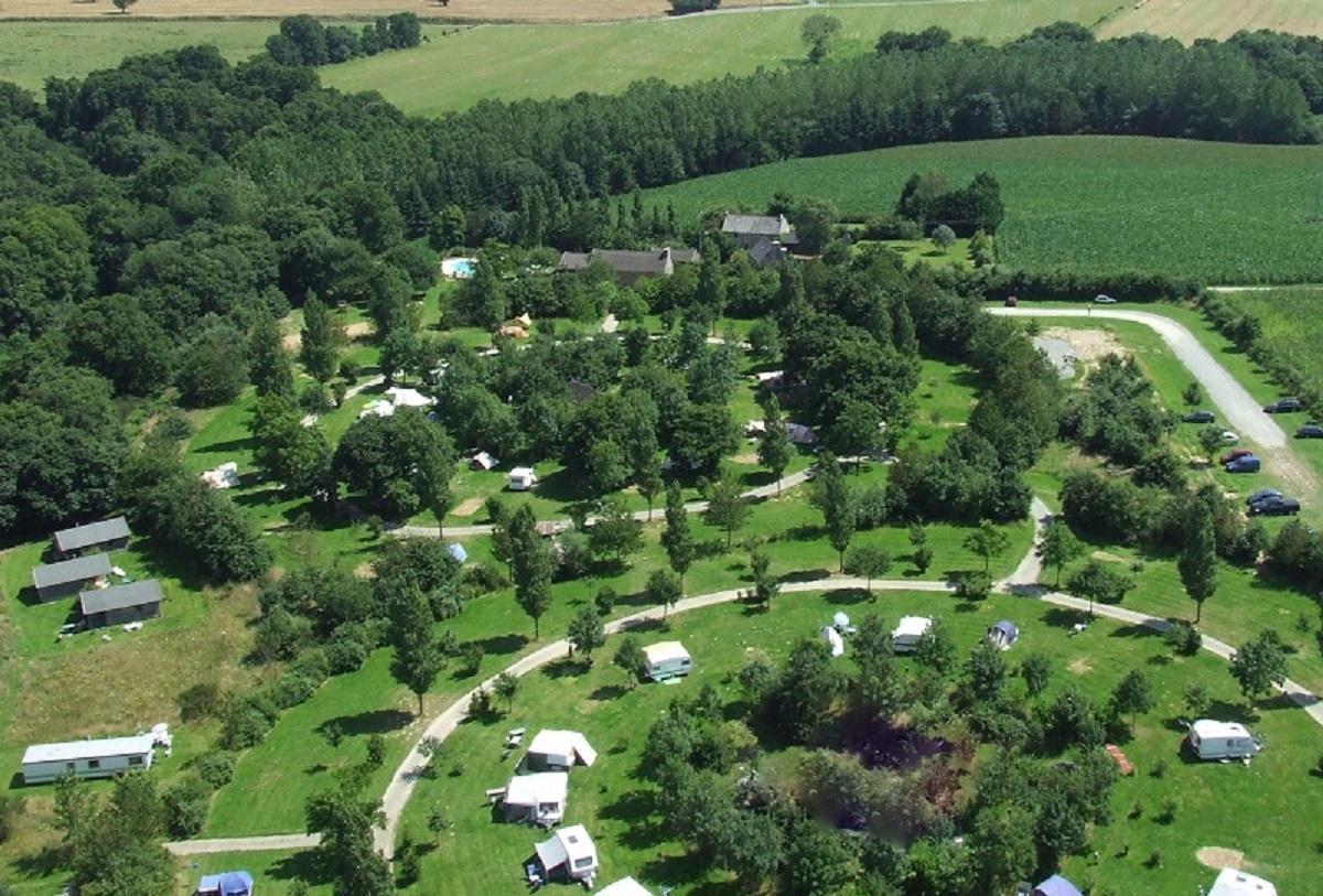 Camping Pallieter, Bourseul, Côtes-d'Armor