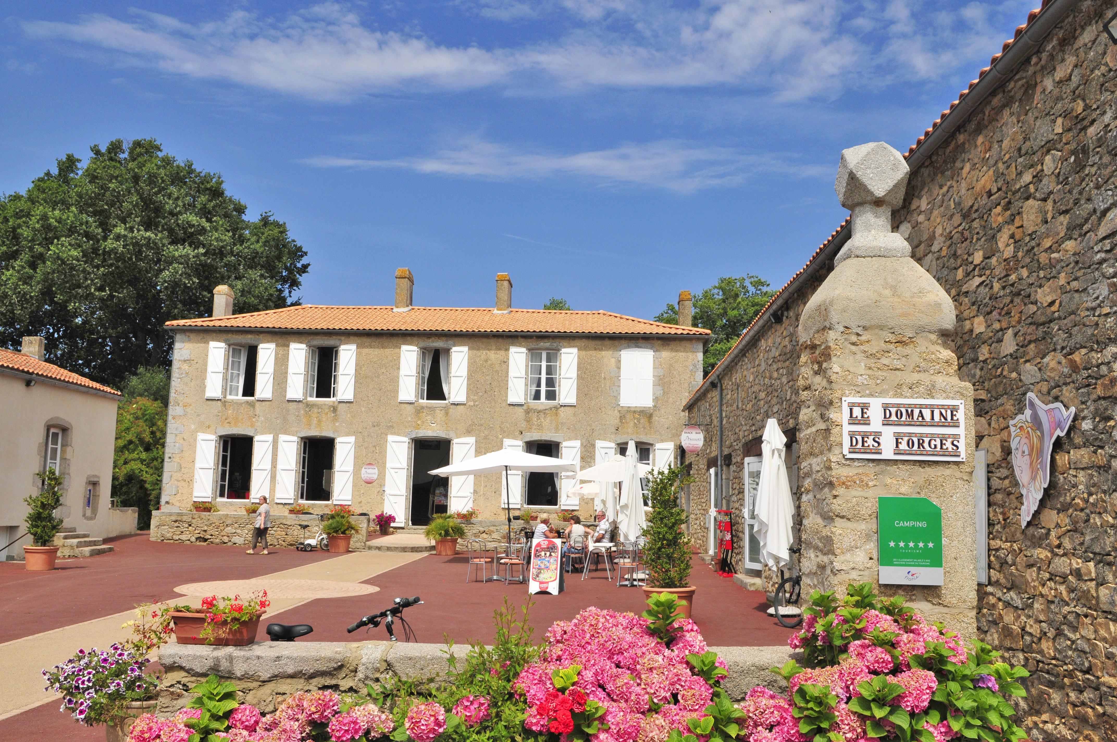 Capfun Domaine des Forges, Avrillé, Vendée