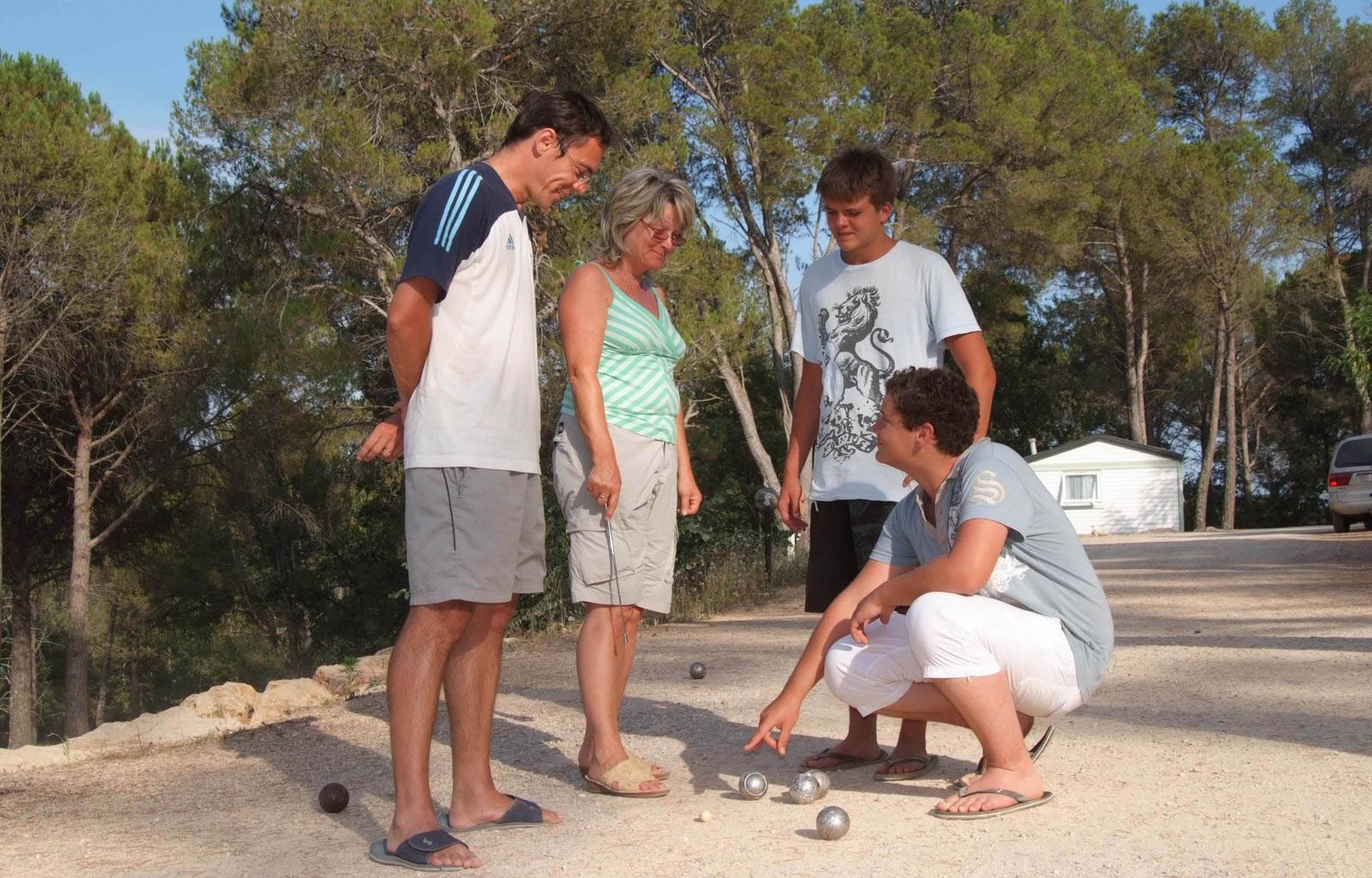 Camping Lou Cantaïre